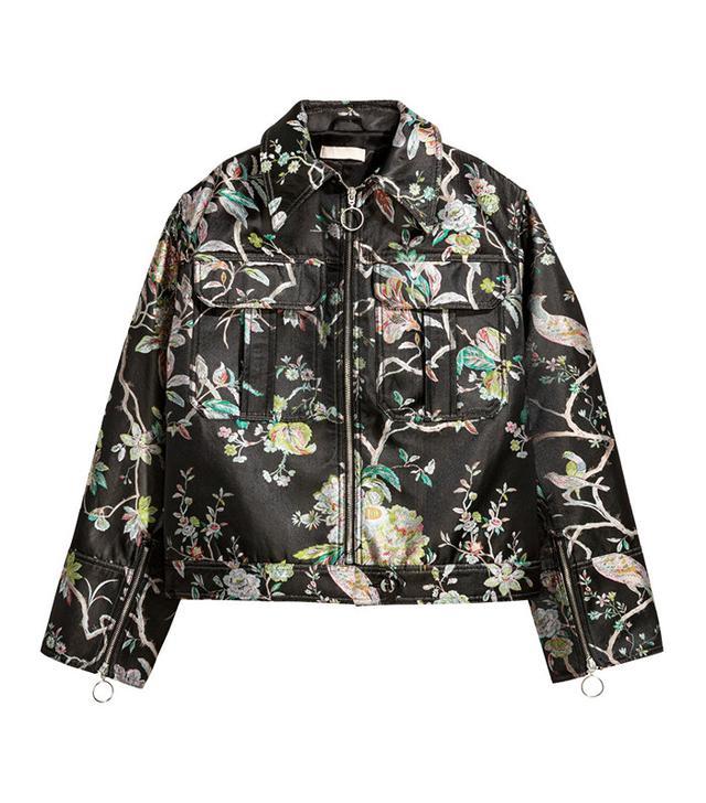 H&M Wide-Cut Jacket
