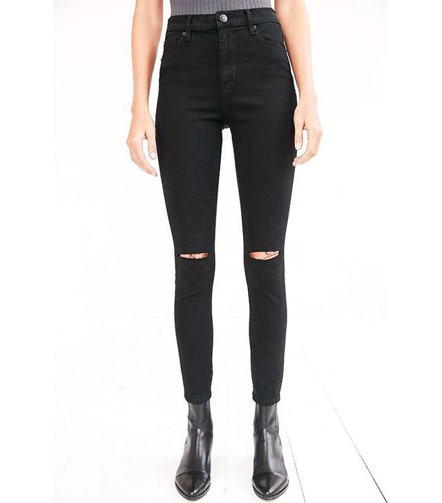 BDG Twig Ripped High-Rise Skinny Jean