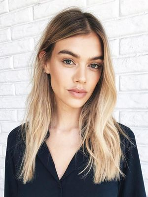The New Version of Balayage Is All Over Pinterest