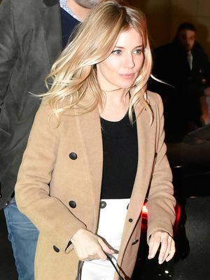 The Unexpected Way to Do Ladylike Style, According to Sienna Miller
