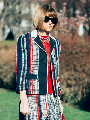 Anna Wintour Can't Stop Wearing These Amazing Boots