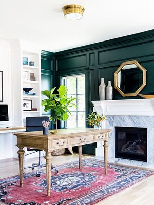Calling It: This Designer-Approved Paint Color Trend Will Be Everywhere