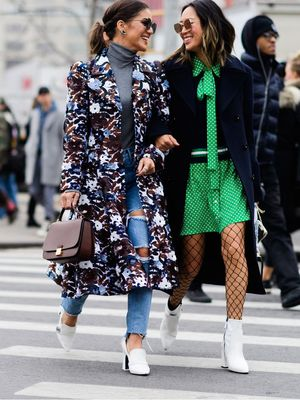 6 Shoe Styles Fashion Girls Will Wear With Jeans This Spring