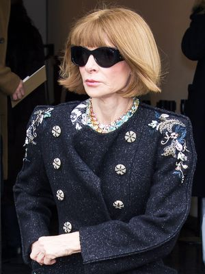 Anna Wintour on NYFW Trends and What She Considers the Best Revenge