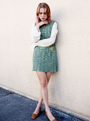 The Fashion-Girl Way to Style Vintage Clothing