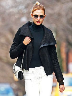 Karlie Kloss Is the Latest Model to Fall in Love With These Pants