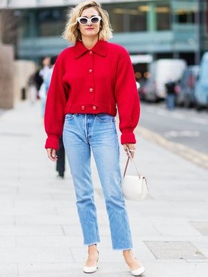 London's Street Style Stars Can't Get Enough of These 4 Colours
