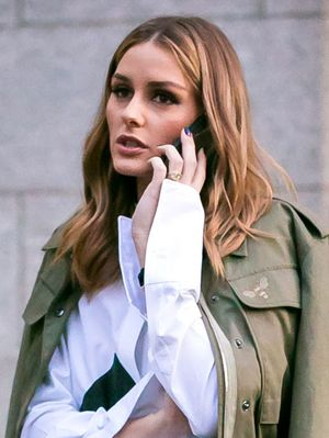 Olivia Palermo Just Proved This Denim Trend Isn't Going Anywhere