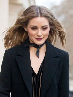 Olivia Palermo Just Gave the Choker a Much-Needed Update