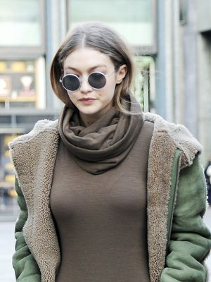 Gigi Hadid Just Wore the Jeans We Thought Were Over