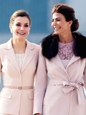 The Queen of Spain and Argentina's First Lady Are So Chic Together