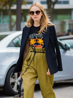 The New Graphic Tees Every Fashion Girl Will Love