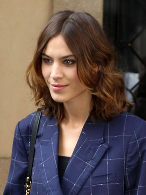 The Back of Alexa Chung's Outfit Is Even Better Than the Front