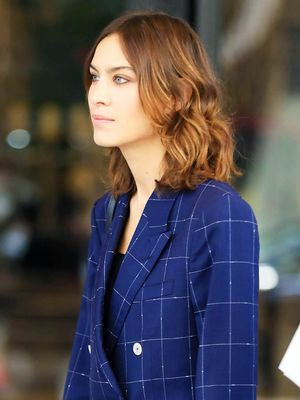 Alexa Chung Just Wore the Gucci Outfit of Our Dreams