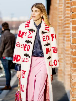 All the Latest Street Style From Milan Fashion Week