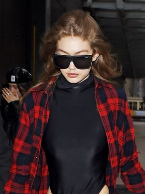Gigi Hadid Is Really Trying to Make Headlighting Happen