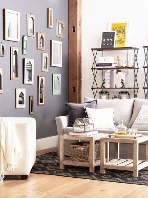 7 Small Space Decorating Tips a Pottery Barn Designer Swears By