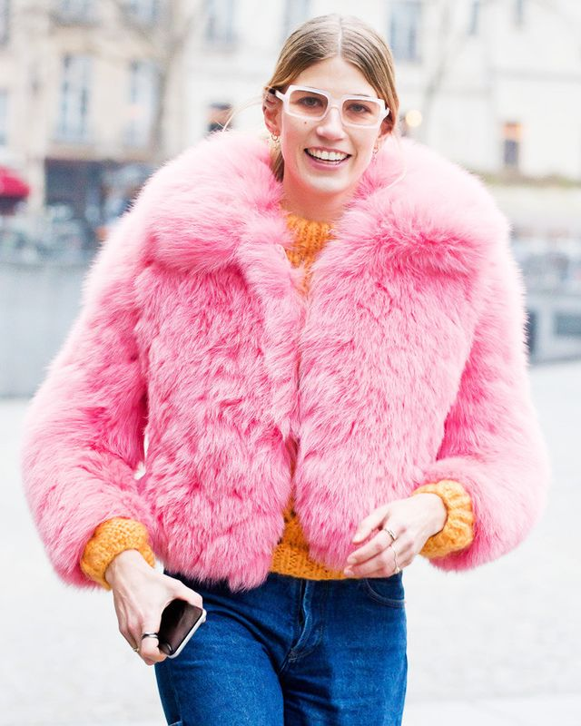 Coloured lens sunglasses trend: