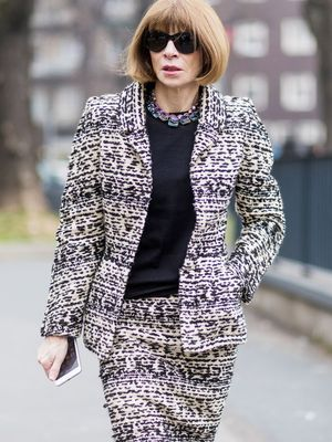 How Fashion Reflects Politics Right Now, According to Anna Wintour