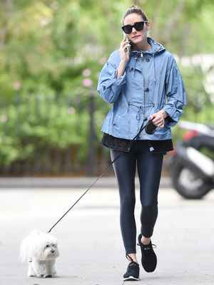 Buy These Leggings Before Olivia Palermo Gets Her Hands on Them