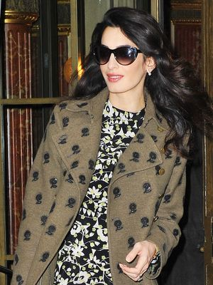 Amal Clooney Is Already Wearing Fall's Biggest Boot Trend