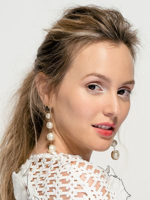 """Leighton Meester on Feminism and Her """"Anti-Gwyneth"""" Beauty Routine"""