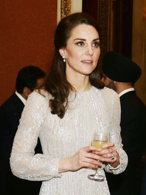 The Duchess of Cambridge Just Ditched Her Regular Shoes for These