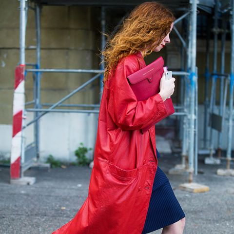 Colour That Suits All Skin Tones: Redheads suit primary red