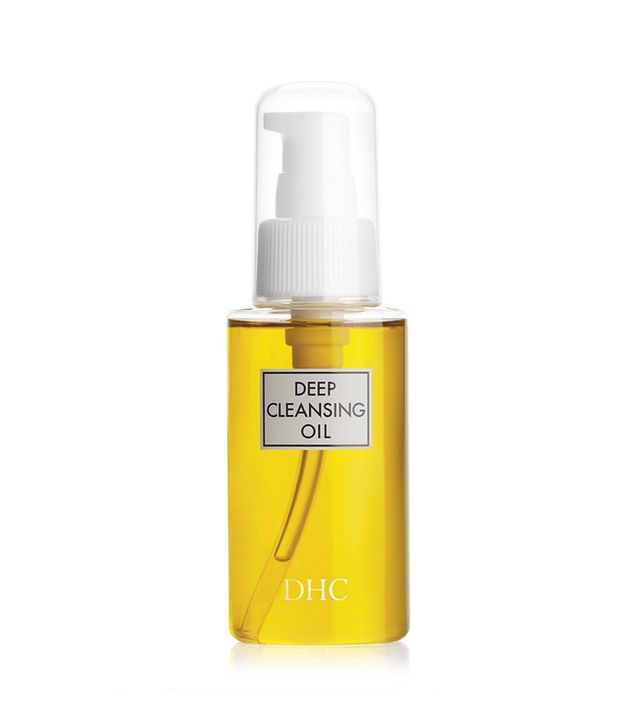 Best cleanser for dry skin: DHC Deep Cleansing Oil