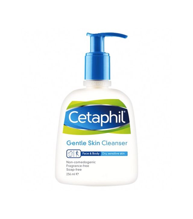 Best cleanser for sensitive skin: Cetaphil Gentle Skin Cleanser