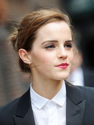 You'll Hardly Recognize Emma Watson in Her New Cover Shoot