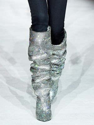 Everyone at Paris Fashion Week Is Freaking Out Over These Boots