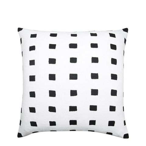Chalet Pillow in Ivory