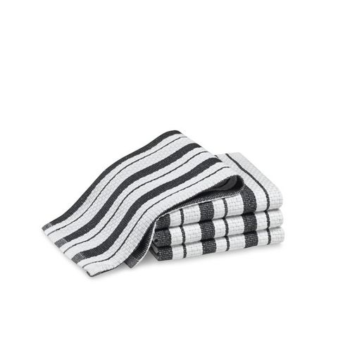 Classic Striped Dishcloths