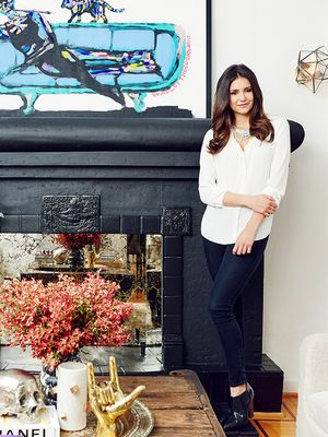 The Penny-Pincher's Guide to Decorating Like Nina Dobrev