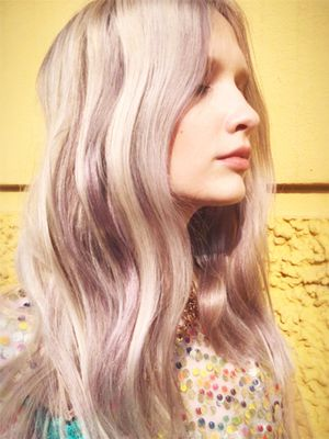 Bright Pastel Hair Isn't Cool Anymore, but This Color Is