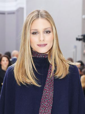 Olivia Palermo Just Swapped Her Leather Skinnies for This Trouser Trend