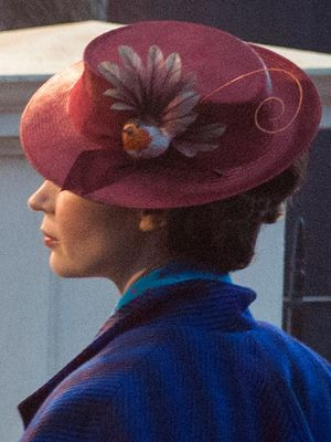Here's Your First Look at the New Mary Poppins Movie