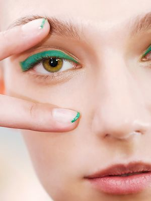 Here's Proof St. Patrick's Day Makeup Doesn't Have to Be Cheesy