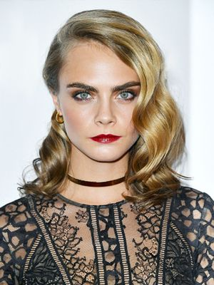 Cara Delevingne Just Chopped Off Her Hair—and Dyed It Silver