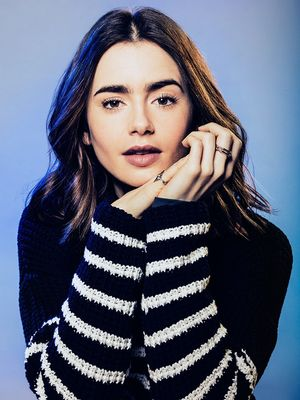 Lily Collins's 6-Step Plan for Learning to Love Your Body