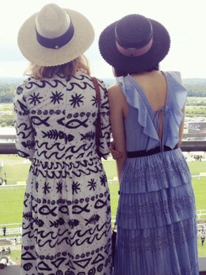 Jumpsuits at Ascot? They've Just Officially Been Given the Green Light