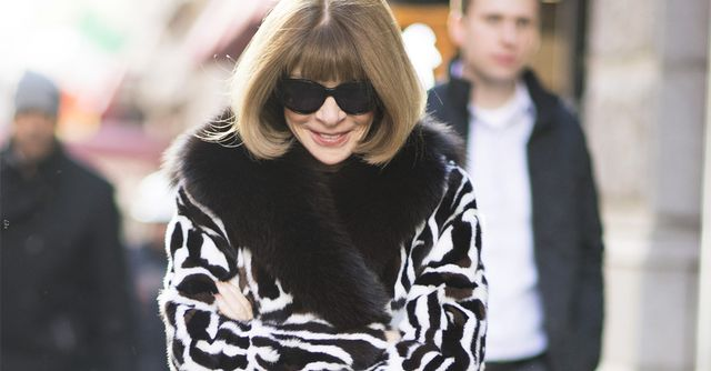 Anna Wintour Says This Fashion Item Is Boring