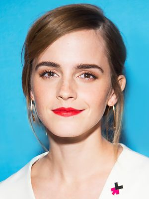 This Is the Little-Known Lipstick Emma Watson Can't Stop Wearing