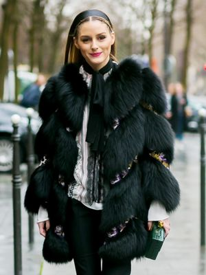 Blair Waldorf Would Love Olivia Palermo's Latest Look