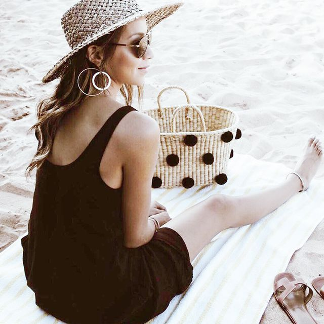 These Will Be the Most Popular Beach Bags This Summer