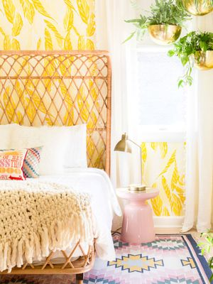 Here's How Designers Style a Youthful Bedroom That Still Feels All Grown Up