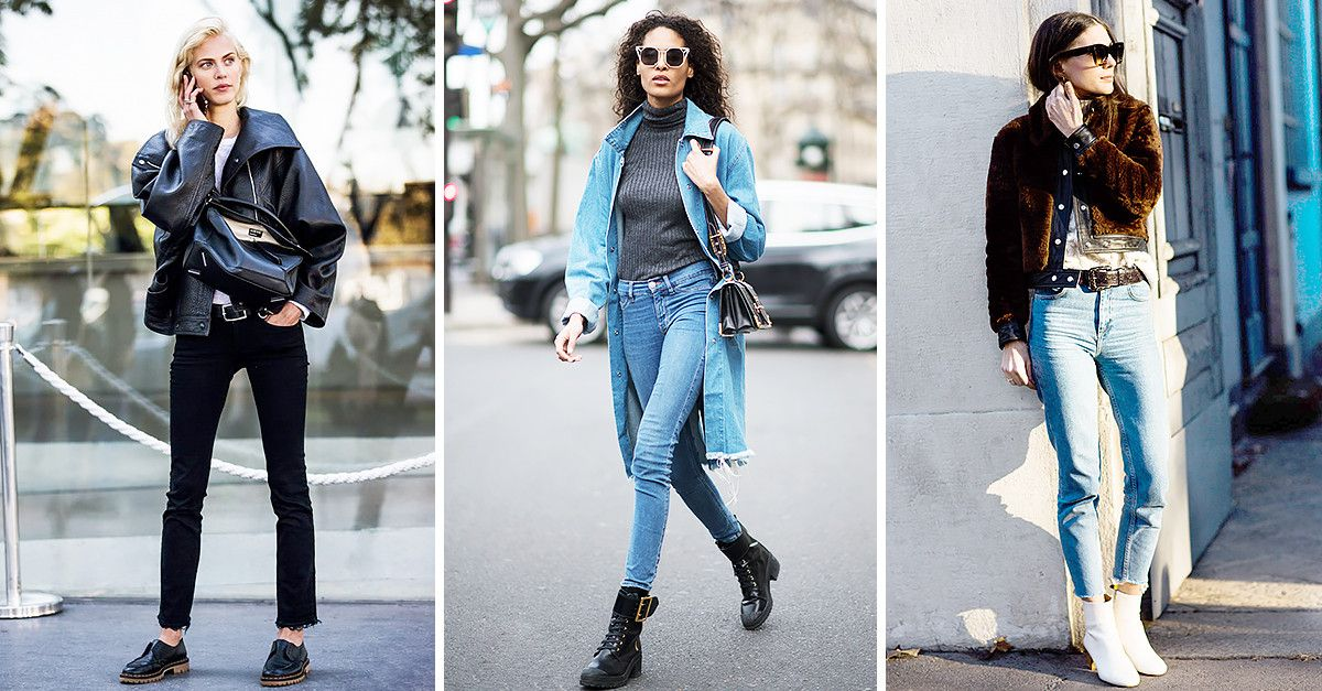 No One Is Wearing This Skinny-Jean Trend Anymore | WhoWhatWear