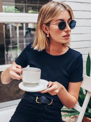 Move Over, Turmeric: Charcoal Lattes Are the Next Big Thing