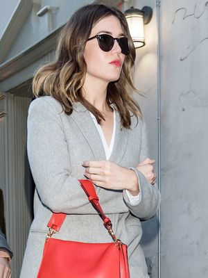 Mandy Moore Wore the Shoes Fashion Girls All Wear to Work